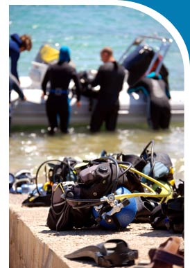 Start your Adventure with a PADI Course
